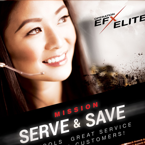 EFX Elite Poster Series